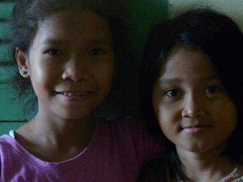 Kien Khleang, orphelinat d'Etat à Phnom Penh, Cambodge