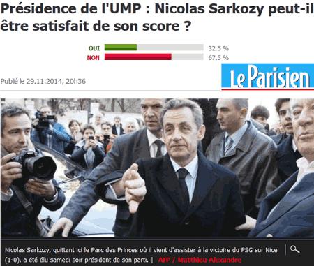 Comment Sarkozy va-t-il repeupler l'UMP ?
