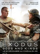 Exodus : Gods and Kings, le film de Ridley Scott