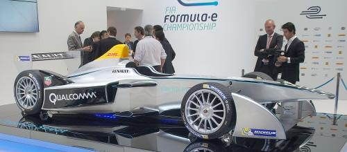 Formule E : EDF et la FIA s'associent pour la mobilité électrique