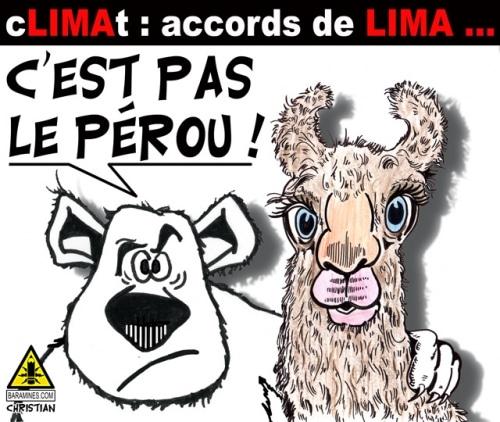 Accords de LIMA …