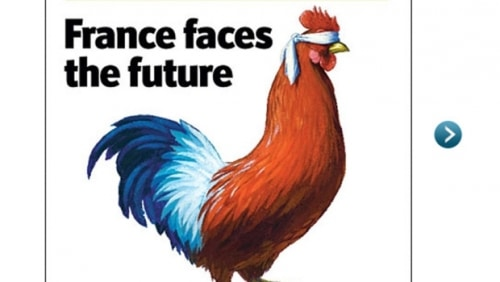 Christophe Mazurier et Muriel Pénicaud disent non au french bashing