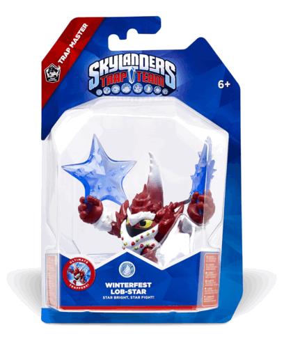 Les figurines de Noël sont arrivées : Winterfest Lob-Star, Mickey Cristal et amiibo