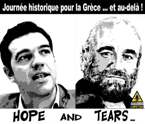 Journée historique pour la Grèce !
