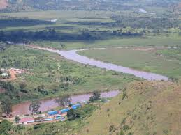Traitement des eaux brutes de la Ruvyironza