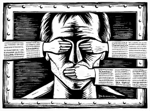 La liberté d'expression est-elle devenue sélective ?