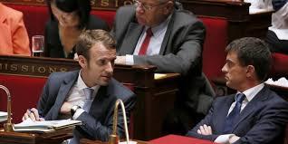 Emmanuel Macron, un ministre au travail ?