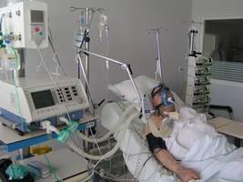 Les soins intensifs: un endroit engorgé