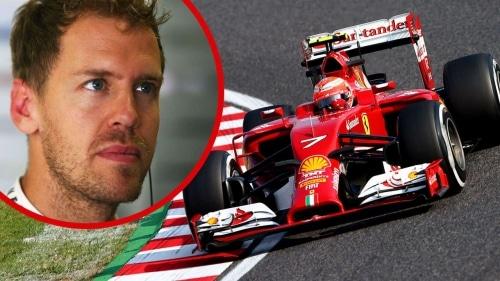 F1  :   DES LARMES EN ROUGE