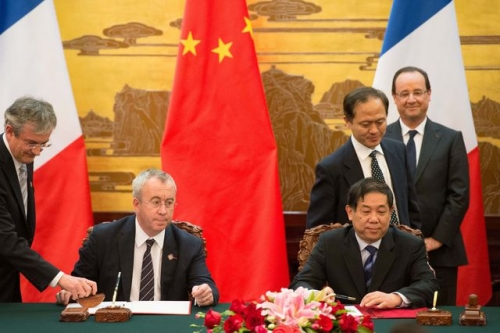 En Grande-Bretagne, EDF coopère avec les chinois