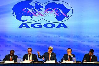 Le Gabon choisi pour accueillir le 14ème Forum de l'AGOA