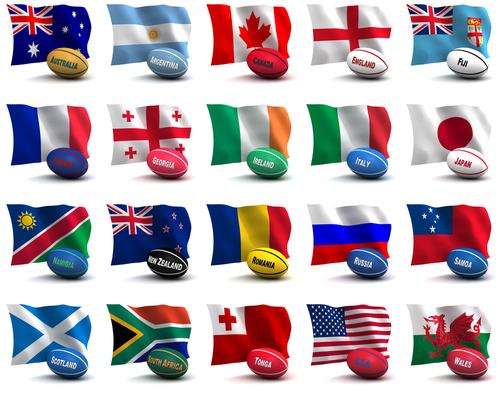 La Coupe du monde de rugby à XV : C'est pour bientôt !