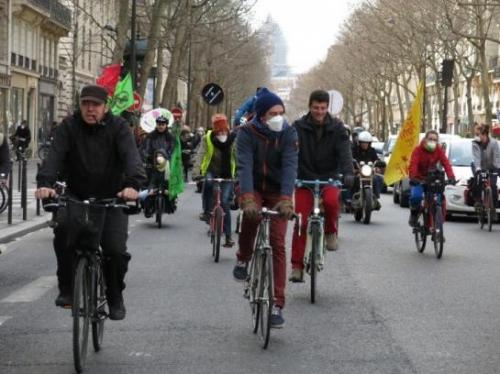INCIVISME des cyclistes ou des maires