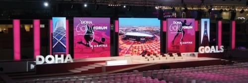Doha Goals : réfléchir et agir pour le respect des plus faibles