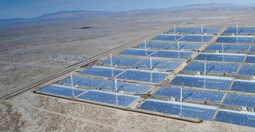 Développement de l'énergie solaire en Inde
