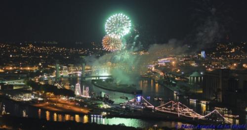 Rouen fête d'exception » L'armada de la liberté «