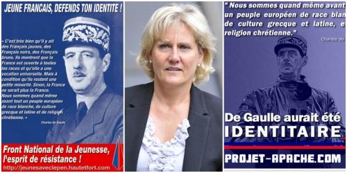 De De Gaulle à Morano, la filiation