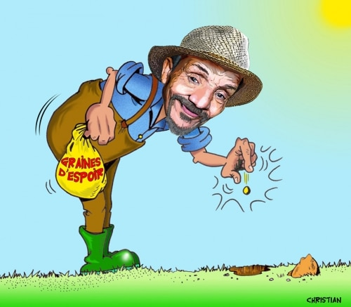 Pierre RABHI et la «COP 21» …