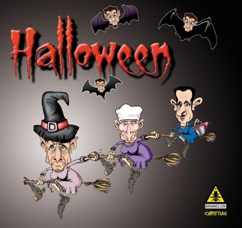 HALLOWEEN … Les sorcières sont de retour !