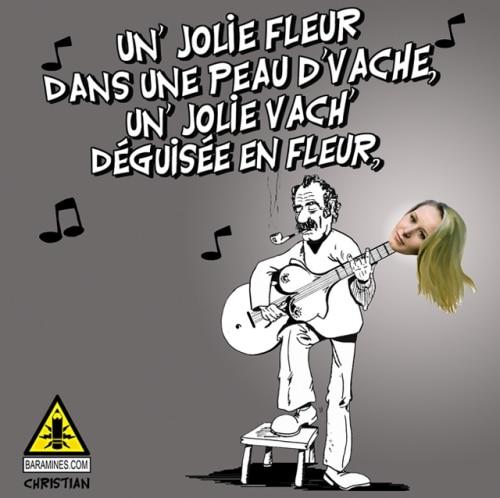 Marion Maréchal LE PEN pavoise !