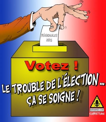Voter ne fait plus bander …