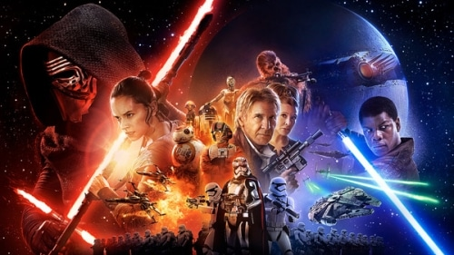 Star Wars VII – Le Réveil de la Force