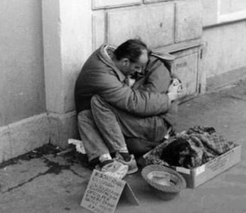 Aujourdhui en France : Quand tu vis dans la misère