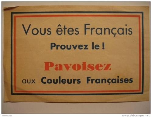 Prouvez moi que vous êtes français, Cré Vin Diou !
