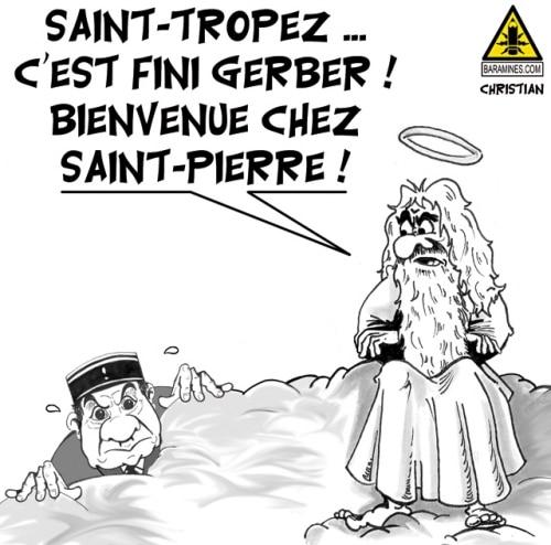 Gerber rejoint Cruchot, Fougasse,Tricard, Merlot, Berlicot …