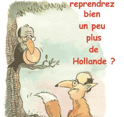 Charly gavé de Hollande, reste sur sa faim…