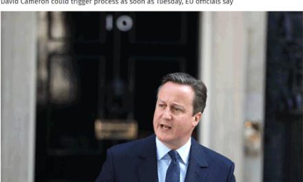Brexit : leave ou remain, une course contre la montre…