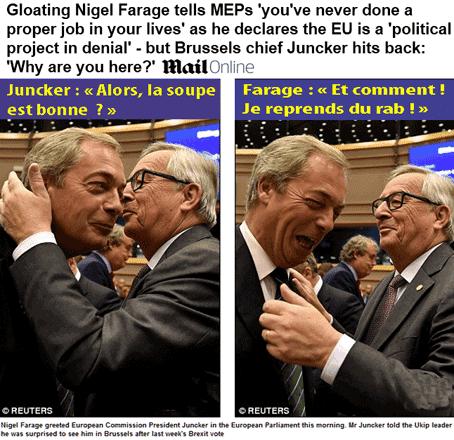 UE : droite-extrême-droite ; copains-coquins