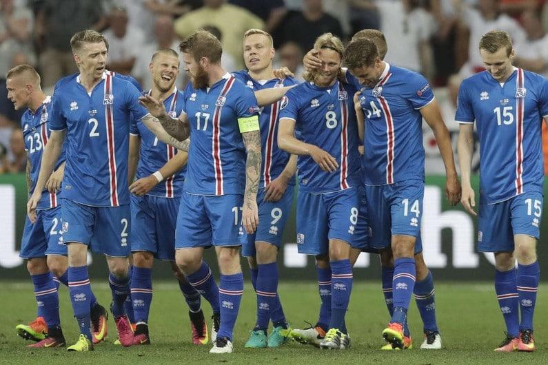 Euro 2016 : l'histoire extraordinaire de l'Islande !