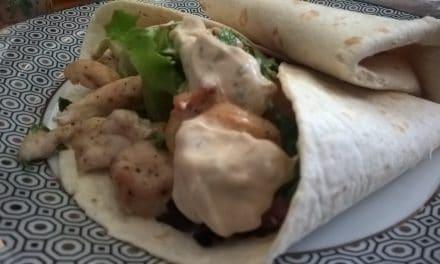 Le «wrap» où l'art de préparer à manger pour ce soir!