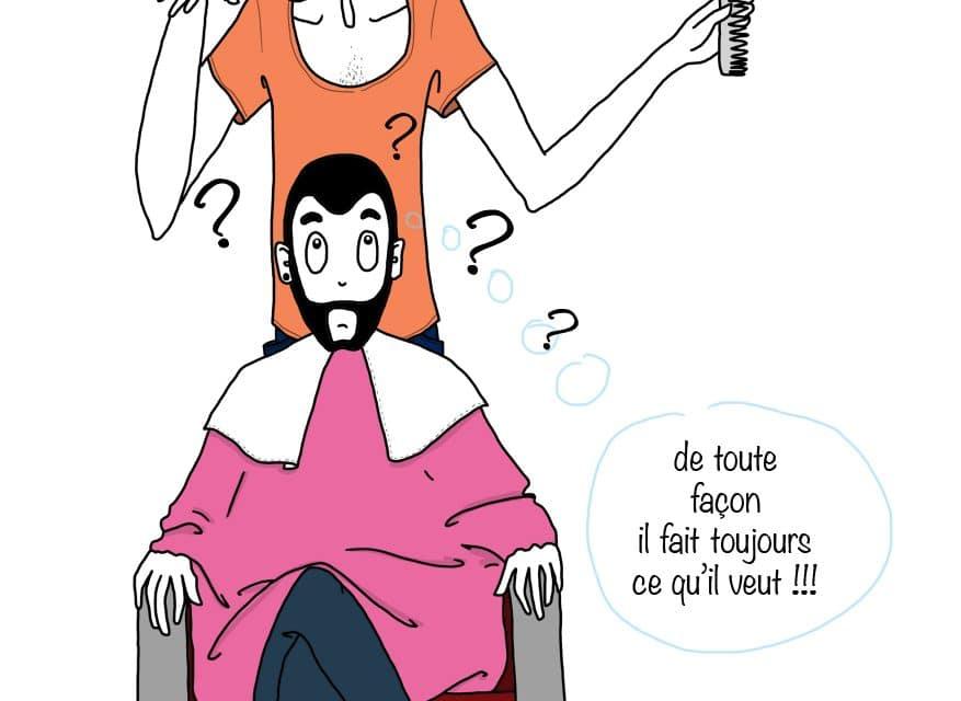 Le coiffeur de François Hollande