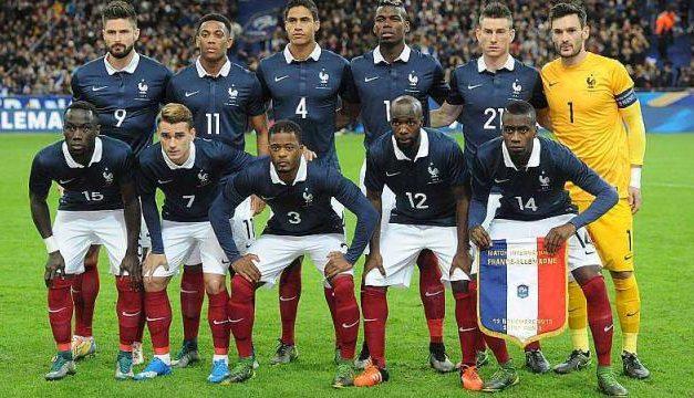 Euro 2016 et les Bleus