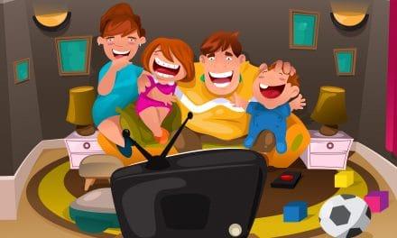 COMMENT LA TELE EN FAMILLE DEVIENT UN MOMENT SACRE ?