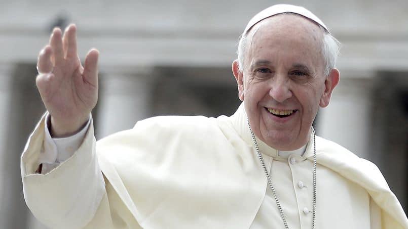Pape François Prix Nobel de la Paix