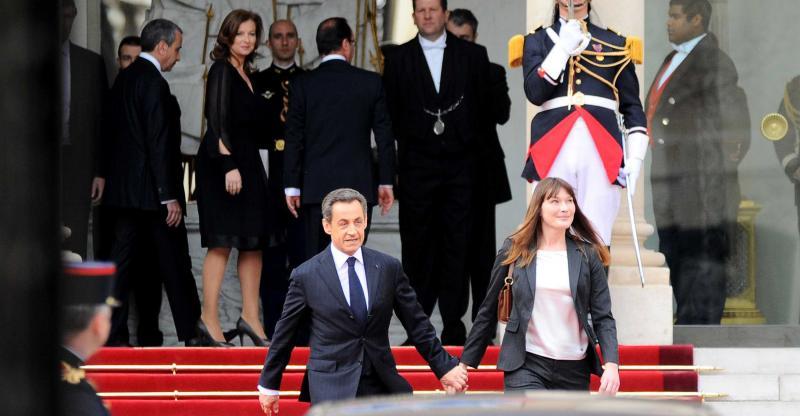 François Hollande – Vaines confidences