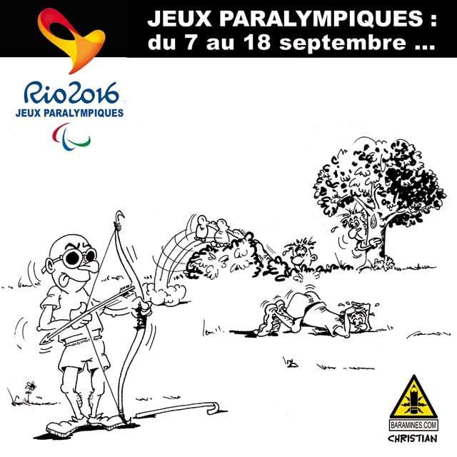 Jeux Paralympiques 2016 …