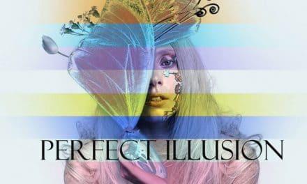 Lady Gaga et l'amour comme une parfaite illusion.