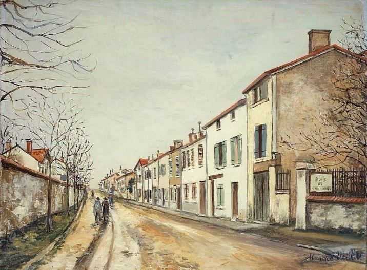 Maurice Utrillo : Style artistique et exemples d'œuvres