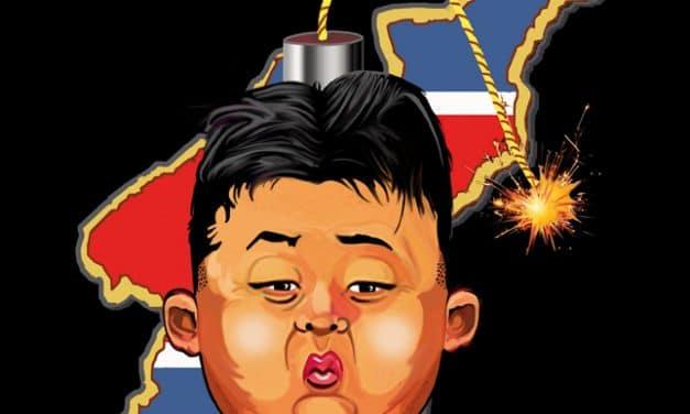 La Corée perd … le nord !!!!