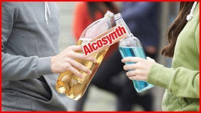 Alcool de synthèse … Bye Bye la gueule de bois !!!
