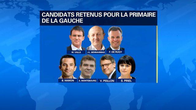 Primaire de la gauche française ou ce qu'il en reste