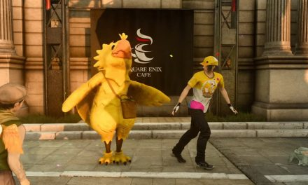 C'est carnaval, même dans Final Fantasy