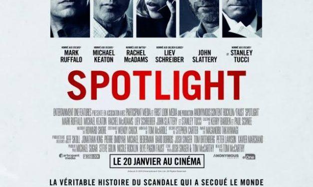 Film «Spotlight» de Tom McCarthy
