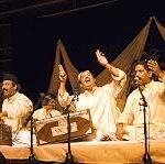 Musique Qawwali et Flamenco – Album «Qawwali Flamenco» avec les artistes : Faiz Ali Faiz et son ensemble, Duquende, Miguel Poveda et Chicuelo.