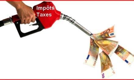Taxes et impôts sournois…