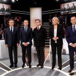 Le débat de la présidentielle sur TF1